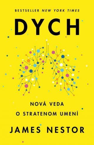 Dych - Nestor James [E-kniha]